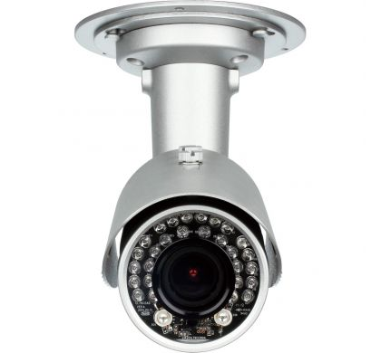 D-LINK DCS-7517 5 Megapixel Network Camera - Monochrome, Colour FrontMaximum