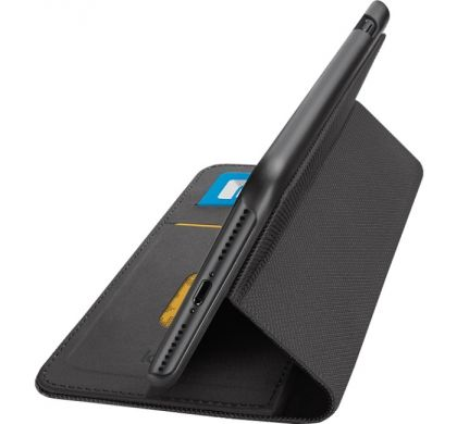 LOGITECH Hinge Carrying Case (Wallet) for iPhone 7 Plus - Black