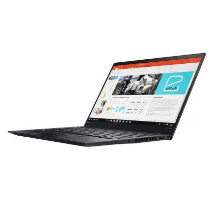 "LENOVO ThinkPad X1 Carbon 20HR000VAU 35.6 cm (14"") LCD Ultrabook - Intel Core i5 (7th Gen) i5-7200U Dual-core (2 Core) 2.50 GHz - 8 GB LPDDR3 - 256 GB SSD - Windows 10 Pro 64-bit - 1920 x 1080 - In-plane Switching (IPS) Technology"
