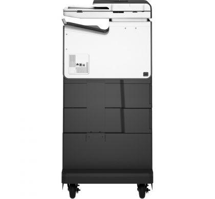 HP PageWide Pro 577z Page Wide Array Multifunction Printer - Colour - Plain Paper Print - Desktop RearMaximum