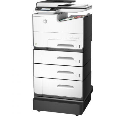 HP PageWide Pro 577z Page Wide Array Multifunction Printer - Colour - Plain Paper Print - Desktop LeftMaximum