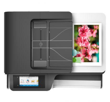 HP PageWide Pro 577z Page Wide Array Multifunction Printer - Colour - Plain Paper Print - Desktop TopMaximum