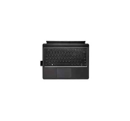 HP 1FV38AA Keyboard/Cover Case for Tablet - Black TopMaximum