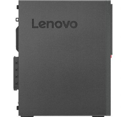 LENOVO ThinkCentre M710s 10M7A006AU Desktop Computer - Intel Core i7 (7th Gen) i7-7700 3.60 GHz - 8 GB DDR4 SDRAM - 256 GB SSD - Windows 10 Pro 64-bit (English) - Small Form Factor - Black TopMaximum