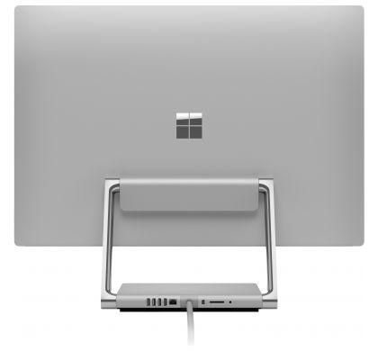"MICROSOFT Surface Studio All-in-One Computer - Intel Core i7 (6th Gen) i7-6820HQ 2.70 GHz - 32 GB LPDDR4 - 2 TB HHD - 71.1 cm (28"") 4500 x 3000 Touchscreen Display - Windows 10 Pro - Desktop - Silver RearMaximum"