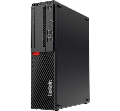 LENOVO ThinkCentre M710s 10M7A009AU Desktop Computer - Intel Core i5 (6th Gen) i5-6500 3.20 GHz - 8 GB DDR4 SDRAM - 256 GB SSD - Windows 7 Professional 64-bit (English) upgradable to Windows 10 Pro - Small Form Factor - Black BottomMaximum