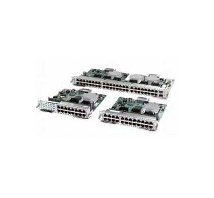 CISCO EtherSwitch SM-ES2-24-P Service Module - 23 x 10/100Base-TX LAN, 1 x 10/100/1000Base-T LAN