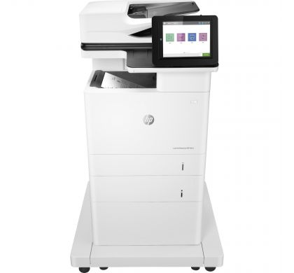 HP LaserJet M632fht Laser Multifunction Printer - Monochrome - Plain Paper Print - Desktop