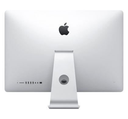 """APPLE iMac MNED2X/A VR Ready All-in-One Computer - Intel Core i5 (7th Gen) 3.80 GHz - 8 GB DDR4 SDRAM - 2 TB HHD - 68.6 cm (27"""") 5120 x 2880 - Mac OS Sierra - Desktop RearMaximum"""