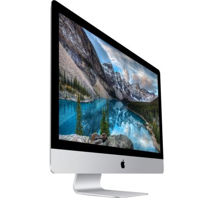 """APPLE iMac MNED2X/A VR Ready All-in-One Computer - Intel Core i5 (7th Gen) 3.80 GHz - 8 GB DDR4 SDRAM - 2 TB HHD - 68.6 cm (27"""") 5120 x 2880 - Mac OS Sierra - Desktop RightMaximum"""