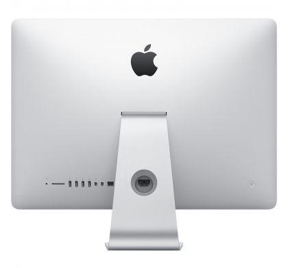 """APPLE iMac MNE02X/A All-in-One Computer - Intel Core i5 (7th Gen) 3.40 GHz - 8 GB DDR4 SDRAM - 1 TB HHD - 54.6 cm (21.5"""") 4096 x 2304 - Mac OS Sierra - Desktop RearMaximum"""