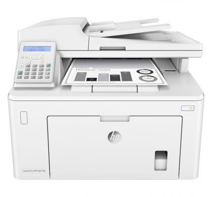 HP LaserJet Pro M227 M227fdn Laser Multifunction Printer - Monochrome - Plain Paper Print - Desktop