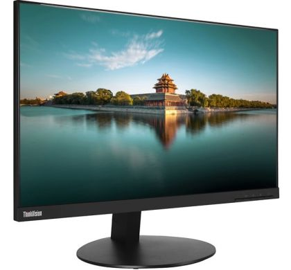 "LENOVO ThinkVision T24i-10 60.5 cm (23.8"") WLED LCD Monitor - 16:9 - 6 ms RightMaximum"