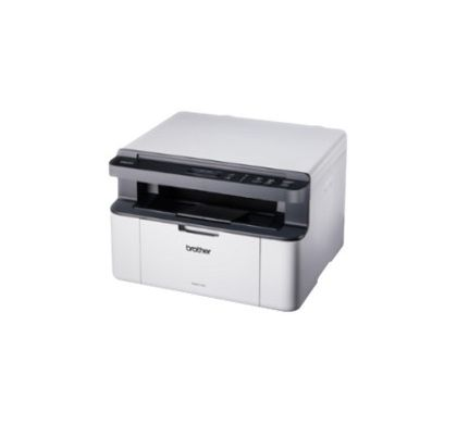 BROTHER DCP-1510 Laser Multifunction Printer - Monochrome - Plain Paper Print - Desktop LeftMaximum