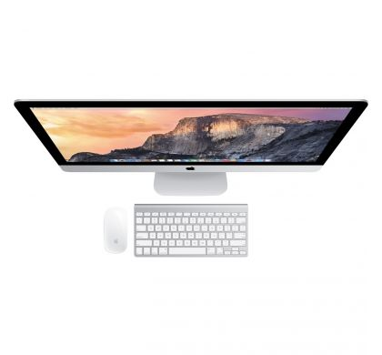 "APPLE iMac MK482X/A All-in-One Computer - Intel Core i5 3.30 GHz - 8 GB DDR3 SDRAM - 2 TB HHD - 68.6 cm (27"") 5120 x 2880 - Mac OS X 10.11 El Capitan - Desktop TopMaximum"