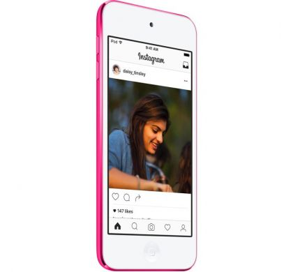 APPLE iPod touch 6G A1574 128 GB Pink Flash Portable Media Player RightMaximum