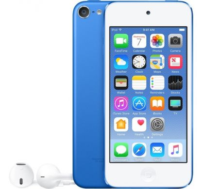 APPLE iPod touch 6G A1574 128 GB Blue Flash Portable Media Player