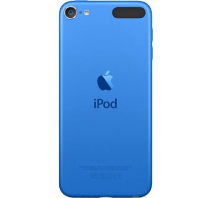 APPLE iPod touch 6G A1574 128 GB Blue Flash Portable Media Player RearMaximum