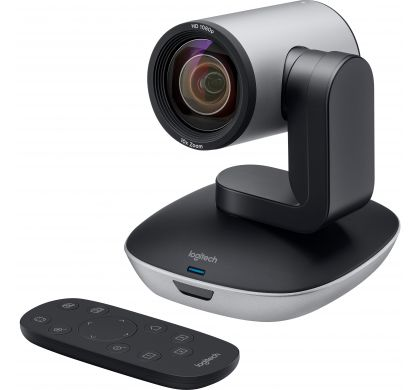 LOGITECH Video Conferencing Camera - 30 fps - USB LeftMaximum