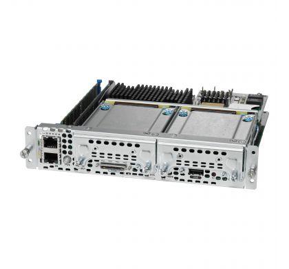 CISCO E160S M3 Blade Server - Intel Xeon D-1528 Hexa-core (6 Core) 1.90 GHz - 8 GB Installed DDR4 SDRAM - Serial Attached SCSI (SAS) Controller - 0, 1 RAID Levels