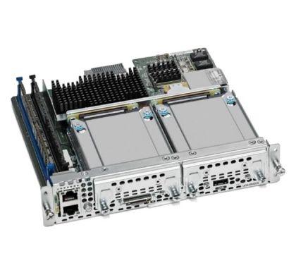 CISCO E160S M3 Blade Server - Intel Xeon D-1528 Hexa-core (6 Core) 1.90 GHz - 8 GB Installed DDR4 SDRAM - Serial Attached SCSI (SAS) Controller - 0, 1 RAID Levels RightMaximum