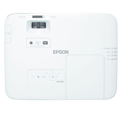 EPSON EB-2155W LCD Projector - HDTV - 16:10 TopMaximum