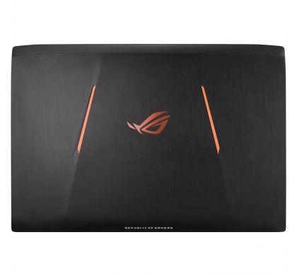 """ASUS ROG Strix GL502VS-GZ233T 39.6 cm (15.6"""") LCD Notebook - Intel Core i7 (7th Gen) i7-7700HQ Quad-core (4 Core) 2.80 GHz - 16 GB DDR4 SDRAM - 1 TB HDD - 256 GB SSD - Windows 10 Home 64-bit - 1920 x 1080 TopMaximum"""