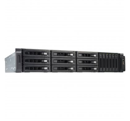 QNAP Turbo vNAS TVS-1582TU 15 x Total Bays SAN/NAS Storage System - 2U - Rack-mountable RightMaximum