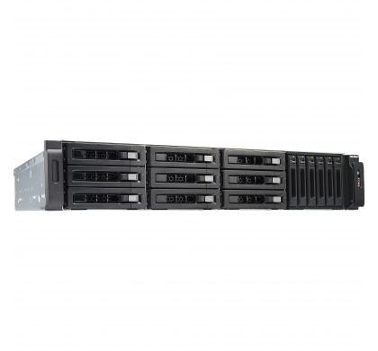 QNAP Turbo vNAS TVS-1582TU 15 x Total Bays SAN/NAS Storage System - 2U - Rack-mountable RightMaximum