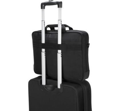 """WYSE Dell Professional Carrying Case (Briefcase) for 35.6 cm (14"""") Notebook RearMaximum"""