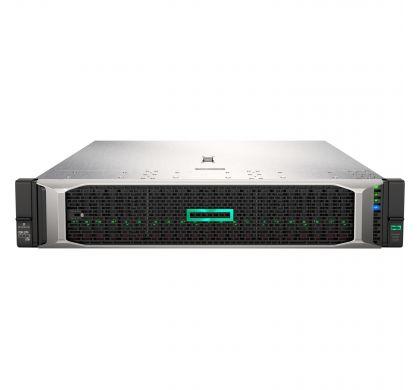 HPE HP ProLiant DL380 G10 2U Rack Server - 1 x Intel Xeon Silver 4114 Deca-core (10 Core) 2.20 GHz - 32 GB Installed DDR4 SDRAM - 12Gb/s SAS Controller - 1 x 500 W