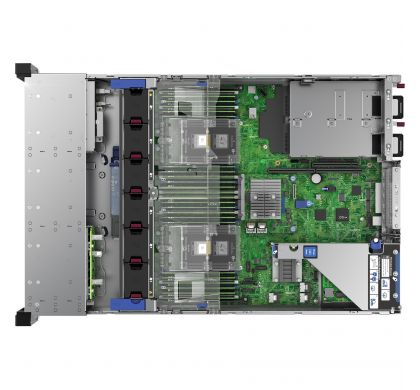 HPE HP ProLiant DL380 G10 2U Rack Server - 1 x Intel Xeon Silver 4114 Deca-core (10 Core) 2.20 GHz - 32 GB Installed DDR4 SDRAM - 12Gb/s SAS Controller - 1 x 500 W TopMaximum