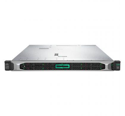 HPE HP ProLiant DL360 G10 1U Rack Server - 1 x Intel Xeon Silver 4114 Deca-core (10 Core) 2.20 GHz - 16 GB Installed DDR4 SDRAM - 12Gb/s SAS Controller - 1 x 500 W