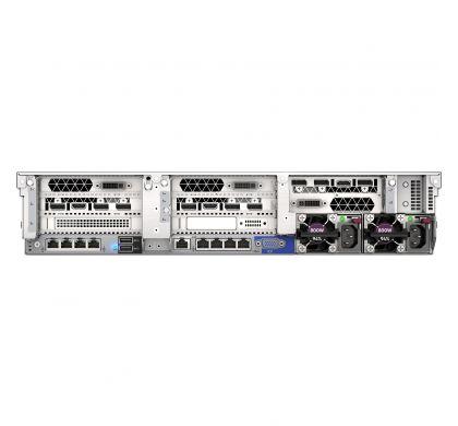 HPE HP ProLiant DL380 G10 2U Rack Server - 1 x Intel Xeon Bronze 3106 Octa-core (8 Core) 1.70 GHz - 16 GB Installed DDR4 SDRAM - Serial ATA Controller - 1 x 500 W RearMaximum