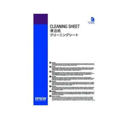 EPSON Cleaning Sheet for Printer