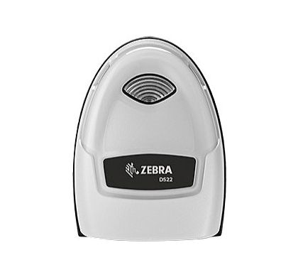 ZEBRA DS2278 Handheld Barcode Scanner - Wireless Connectivity - Nova White TopMaximum