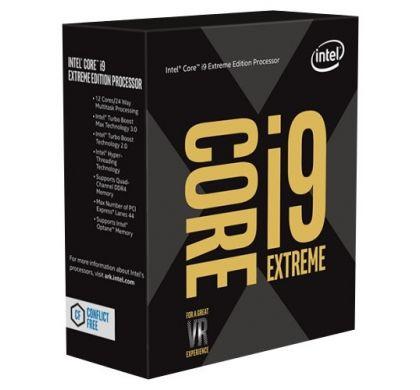INTEL Core i9 i9-7980XE Octadeca-core (18 Core) 2.60 GHz Processor - Socket R4 LGA-2066Retail Pack