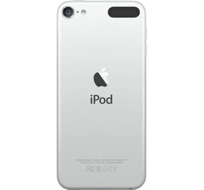APPLE iPod touch 6G A1574 128 GB Silver Flash Portable Media Player RearMaximum