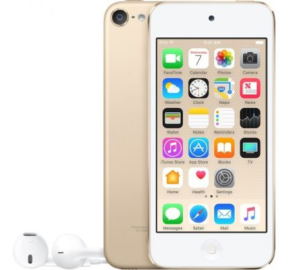 APPLE iPod touch 6G A1574 128 GB Gold Flash Portable Media Player