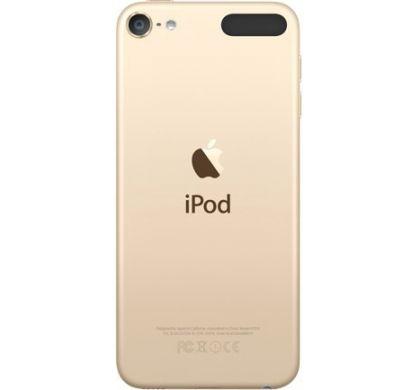 APPLE iPod touch 6G A1574 128 GB Gold Flash Portable Media Player RearMaximum
