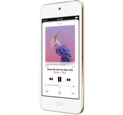 APPLE iPod touch 6G A1574 128 GB Gold Flash Portable Media Player LeftMaximum