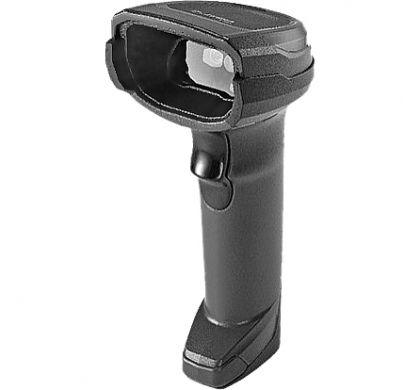 ZEBRA DS8108 Handheld Barcode Scanner - Cable Connectivity - Twilight Black LeftMaximum