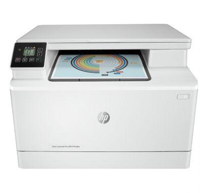 HP LaserJet Pro M180n Laser Multifunction Printer - Colour - Plain Paper Print - Desktop