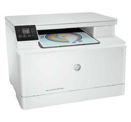 HP LaserJet Pro M180n Laser Multifunction Printer - Colour - Plain Paper Print - Desktop RightMaximum