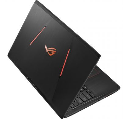 "ASUS ROG Strix GL553VE-FY114T 39.6 cm (15.6"") LCD Gaming Notebook - Intel Core i7 (7th Gen) i7-7700HQ Quad-core (4 Core) 2.80 GHz - 16 GB DDR4 SDRAM - 1 TB HDD - 256 GB SSD - Windows 10 64-bit - 1920 x 1080 - Black TopMaximum"