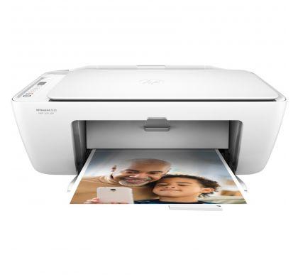 HP Deskjet 2620 Inkjet Multifunction Printer - Colour - Plain Paper Print - Desktop FrontMaximum