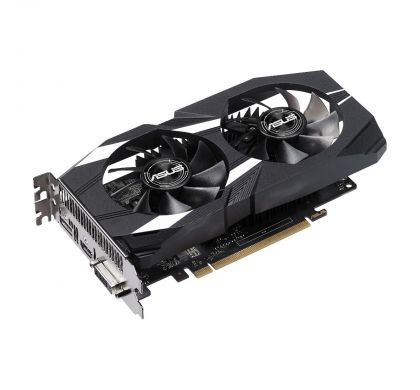 ASUS DUAL-GTX1050-O2G-V2 GeForce GTX 1050 Graphic Card - 1.40 GHz Core - 1.52 GHz Boost Clock - 2 GB GDDR5 - Dual Slot Space Required
