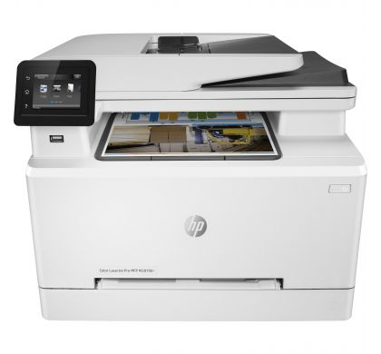 HP LaserJet Pro M281fdn Laser Multifunction Printer - Colour - Plain Paper Print - Desktop