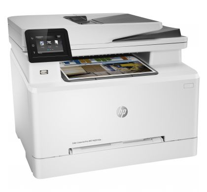 HP LaserJet Pro M281fdn Laser Multifunction Printer - Colour - Plain Paper Print - Desktop RightMaximum