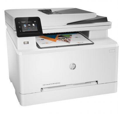 HP LaserJet Pro M281fdw Laser Multifunction Printer - Colour - Plain Paper Print - Desktop